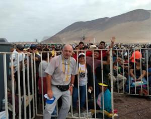 Pezet en Iquique