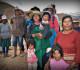 Pobladores de El Toro