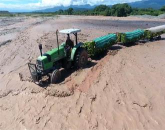 Tractoristas de Carabajal